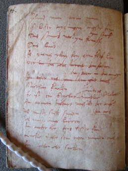 Bodleian Libraries, MS Add. A. 92, f. 8v. Photograph: Alexander Peplow, courtesy Bodleian Libraries.