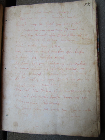 Bodleian Libraries, MS Add. A. 92, f. 9r. Photograph: Alexander Peplow, courtesy Bodleian Libraries.