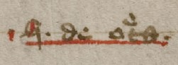 Henry of Oyta. Basel A X 44, f. 50r.
