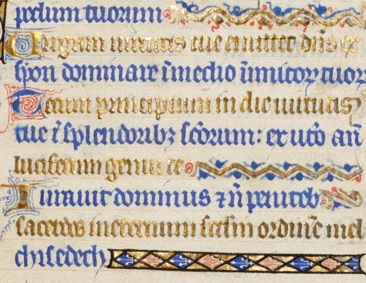 St John's College MS 204, fol. 134r